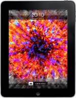 Burning Colour iPad3 Retina Wallpaper 2048x2048